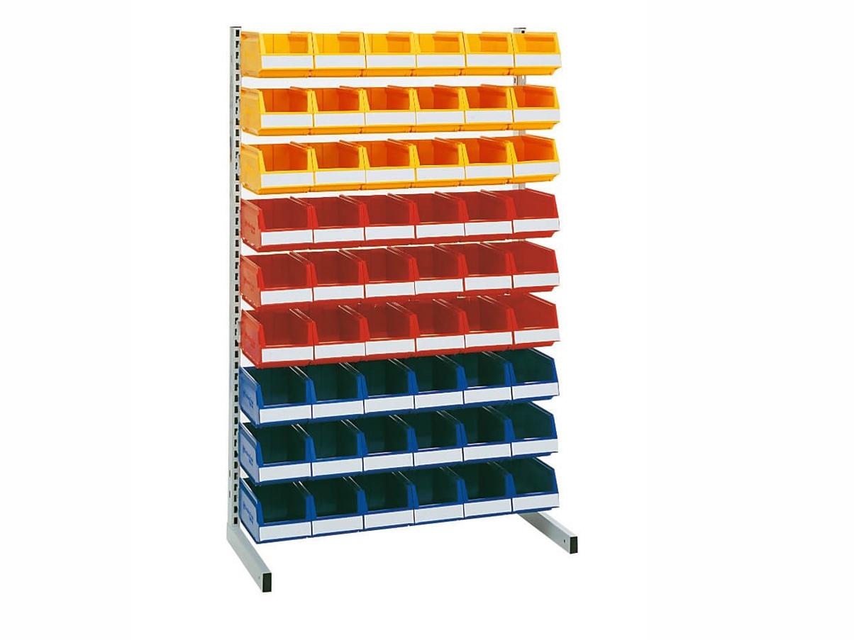 Arca lagerkasser - reol til forrådsbakker