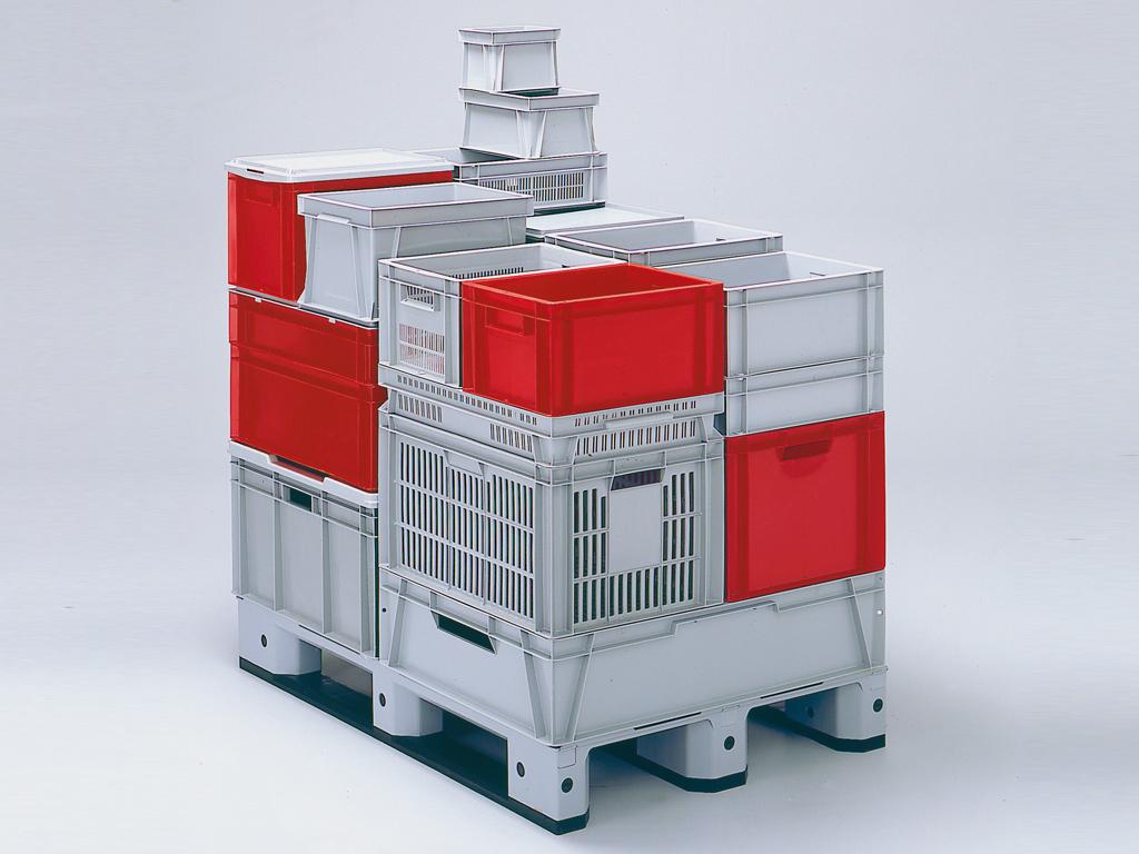 Arca lagerkasser - transportkasser